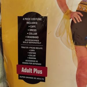 Other - Cleo Beauty Plus Size Costume Sz 18-20